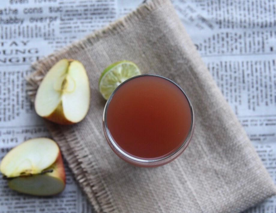 Apple coconut water