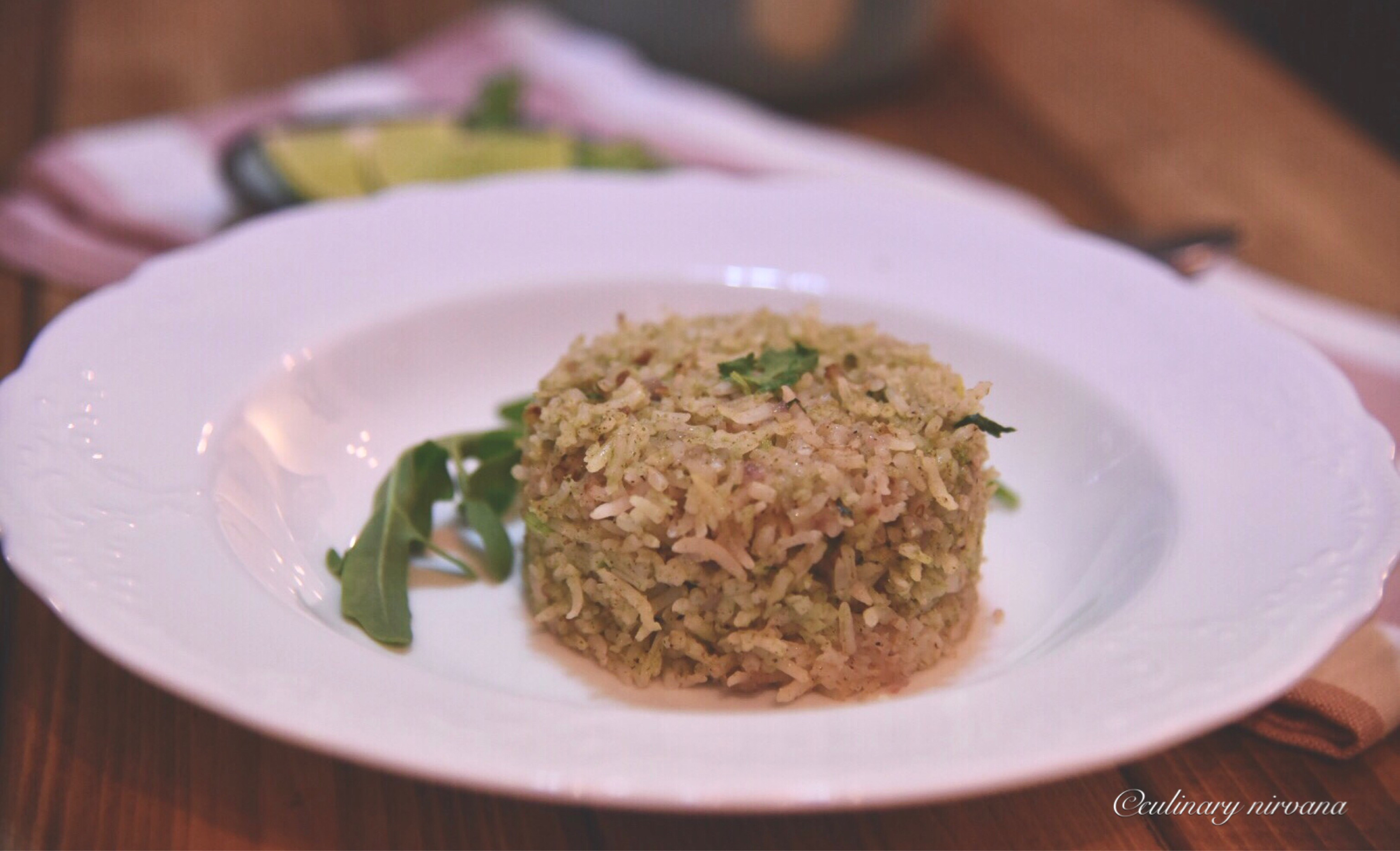 Mexican Coriander Rice