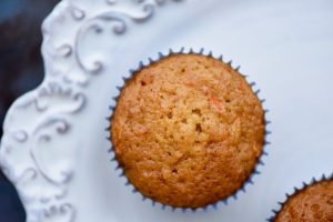 Carrots Lavender Muffin