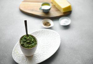 Kale Pistachios Pesto