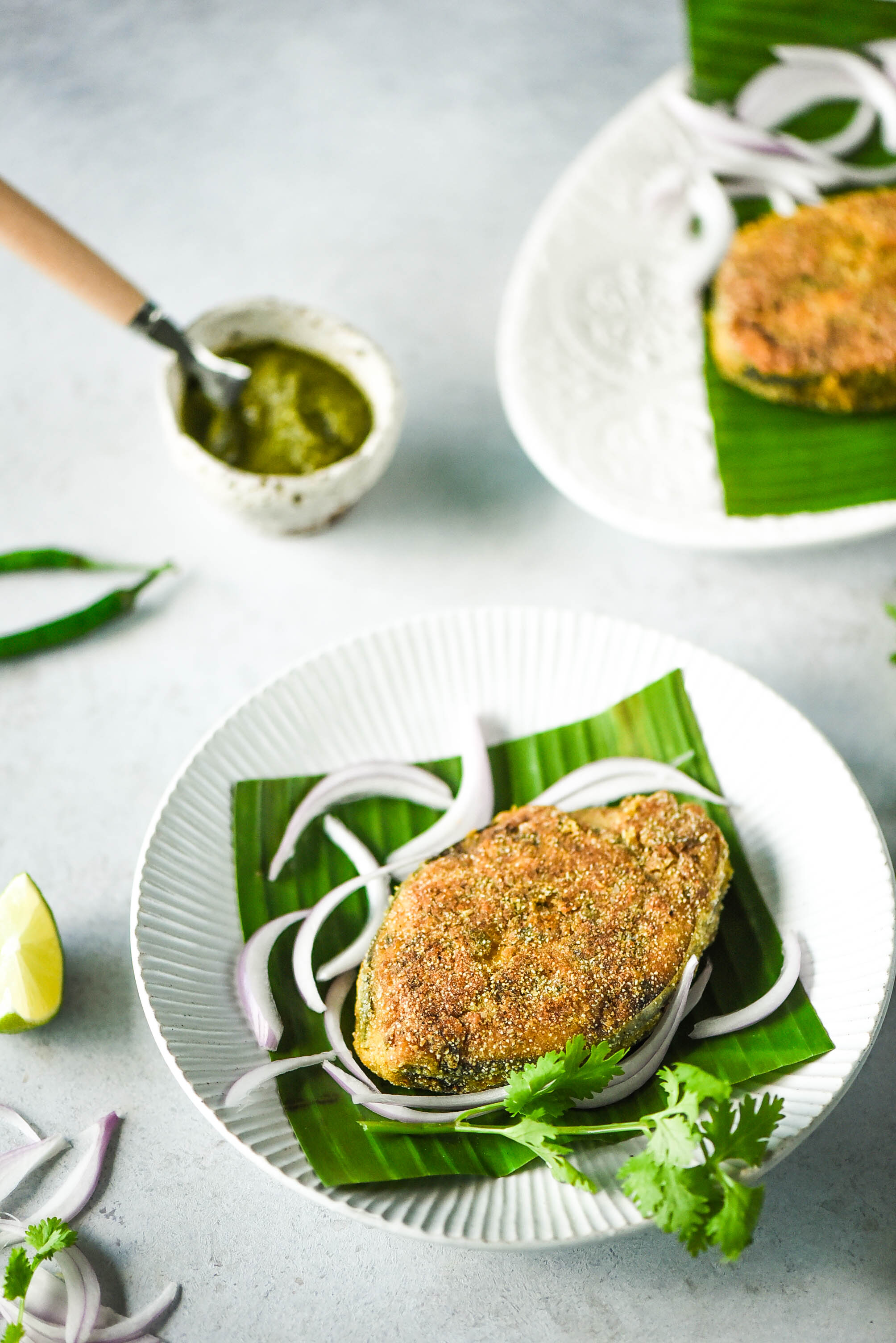 Batang Fish Fry