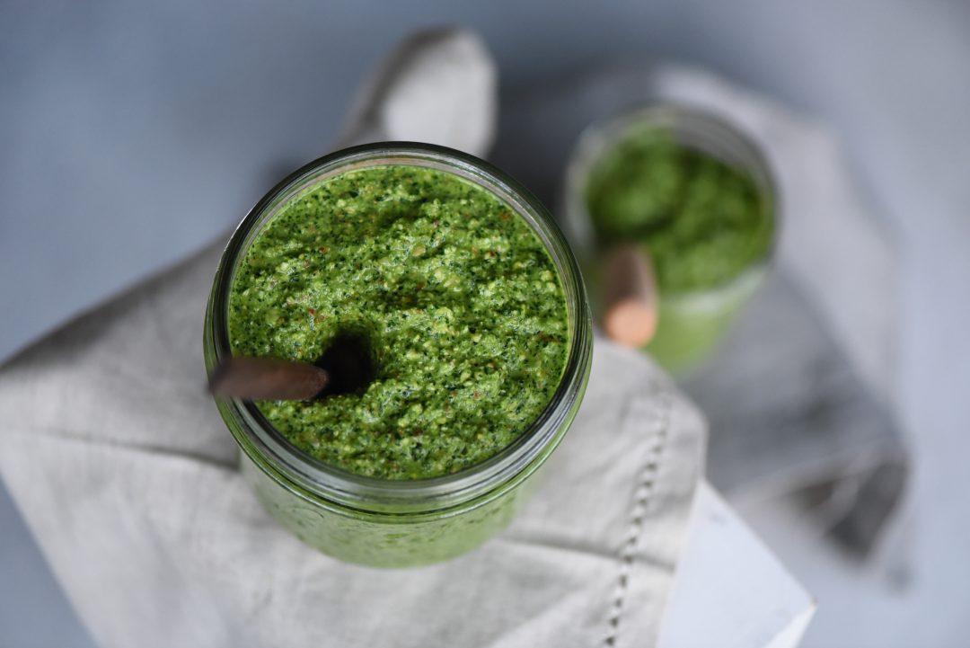 Healthy Pesto