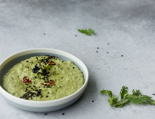 Healthy Green Sauce
