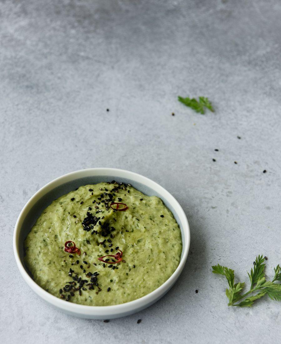 Green Healthy Sauce