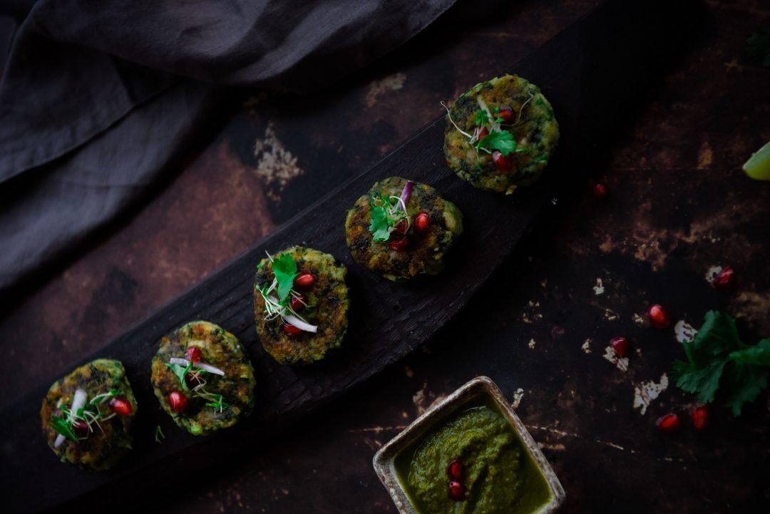 Kale Kebabs