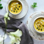 Pumpkin Golden Soup