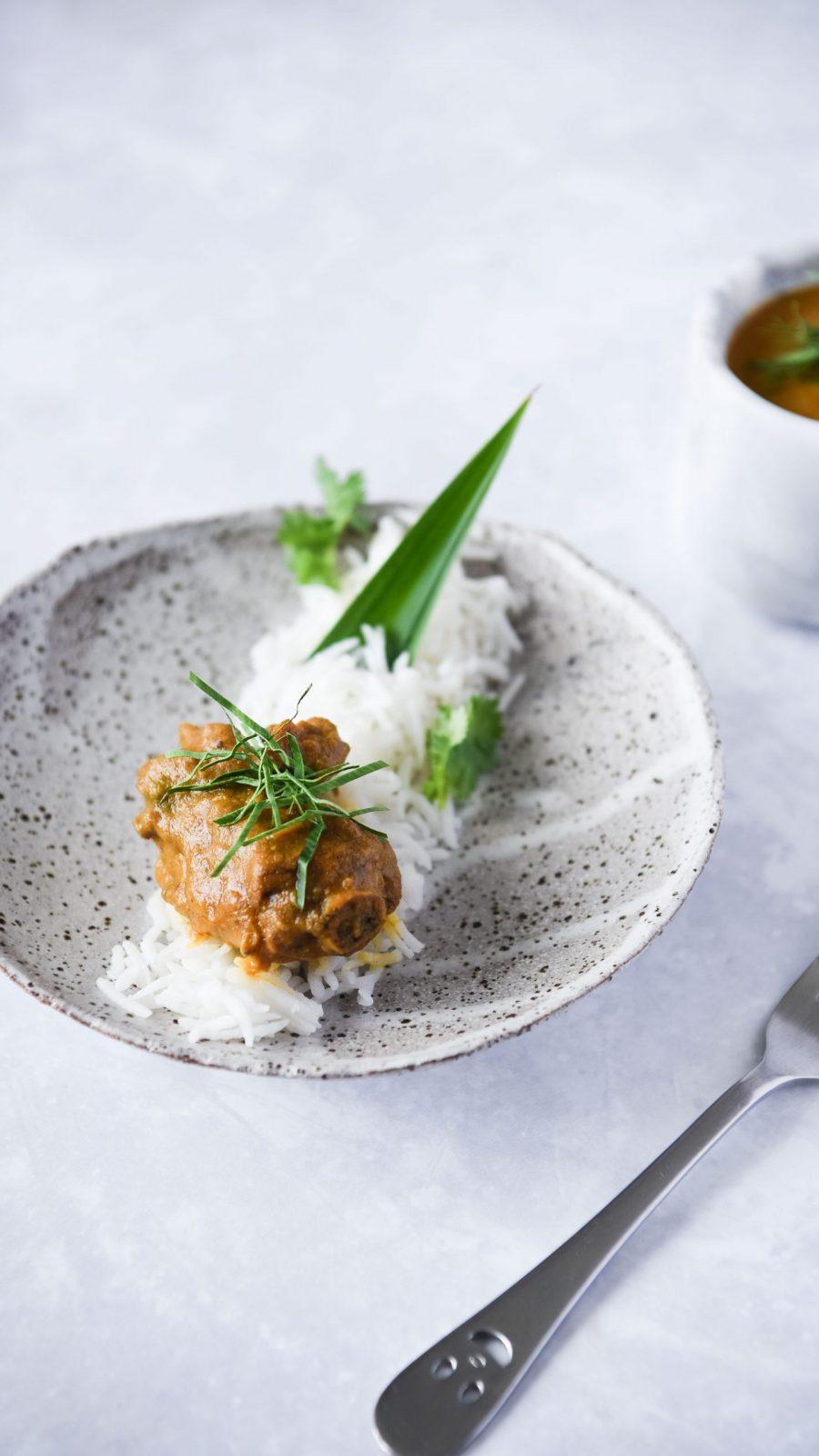 Nonya Chicken Curry 1