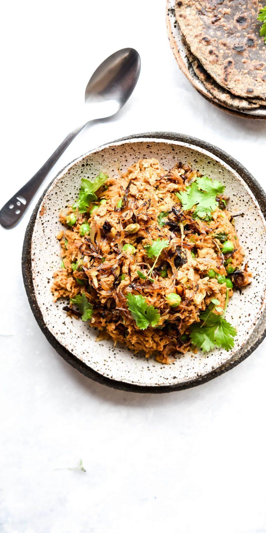 Vegetarian Keema, Meatless Mince